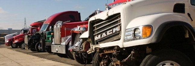 truck wrecking sydney
