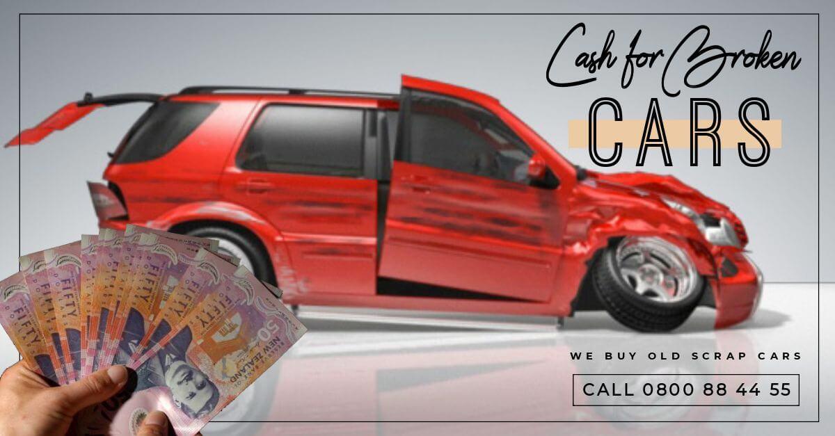 Cash For Cars Auckland | Cash For Scrap Cars | Cash For Broken Cars